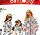 Simplicity 7202 A