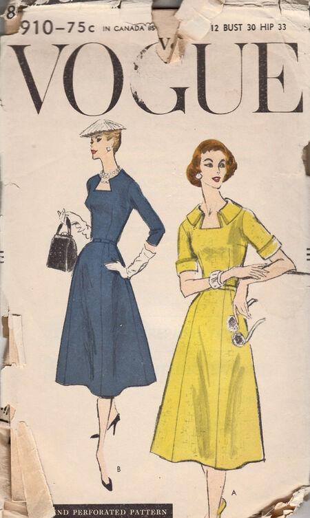 Vogue 8910