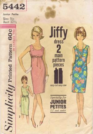 Simplicity 1964 5442