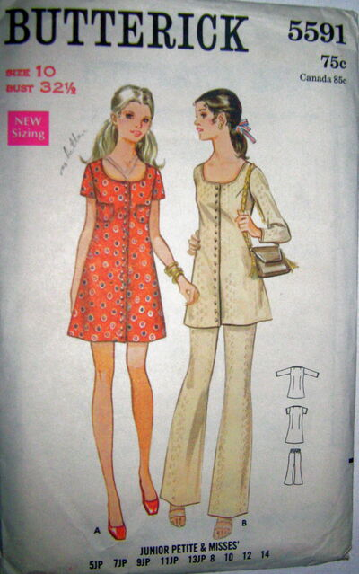 Butterick 5591 image1