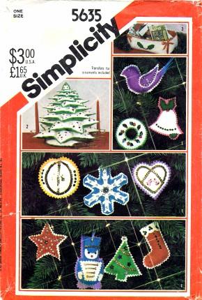 Simplicity 1982 5635