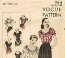 Vogue 5489 A