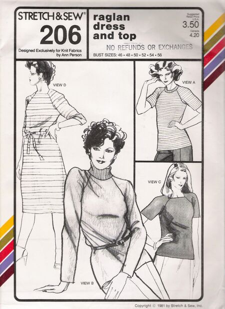 Stretch & Sew 206 image