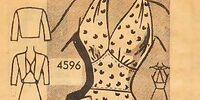 Anne Adams 4596 A