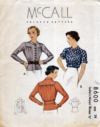 Mccall8600