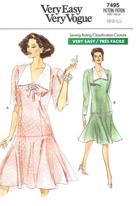 Vogue 1989 7495