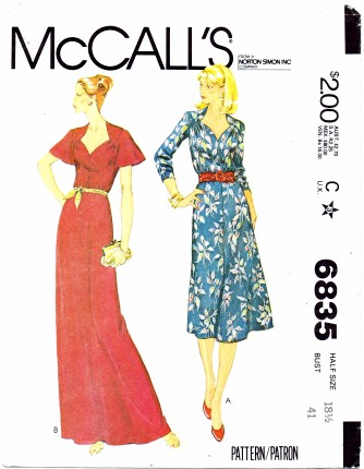 McCalls 6835
