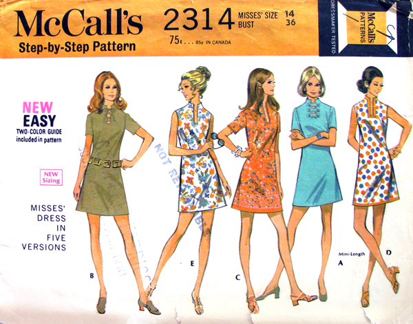 Mccalls 2314