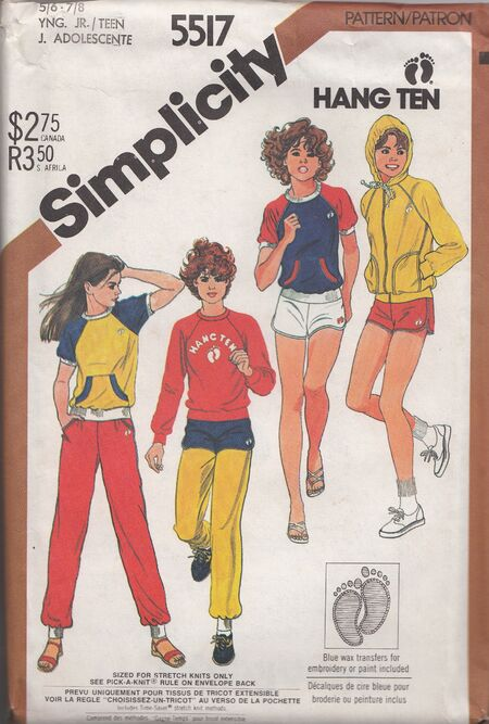 Simplicity 5517