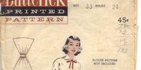 Butterick 5803