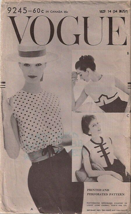 Vogue 9245