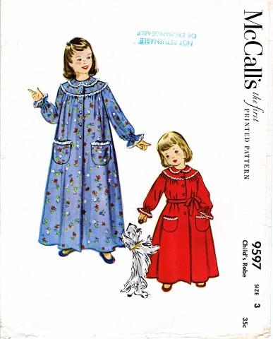 McCalls 1953 9597