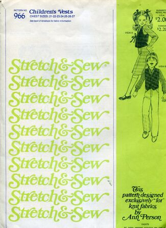 Stretch&sew966