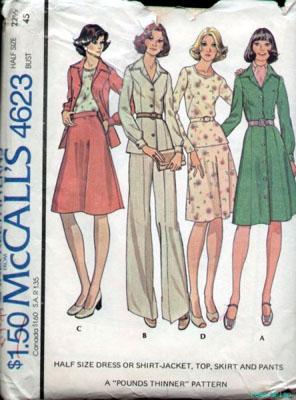 McCalls 4623 75