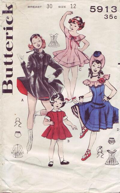 Butterick 5913