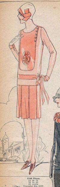 McCall 1927 5100 a