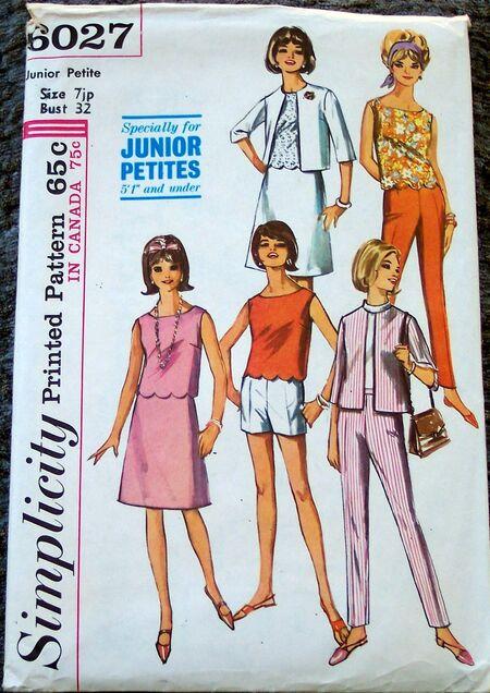 Vintage Patterns 050