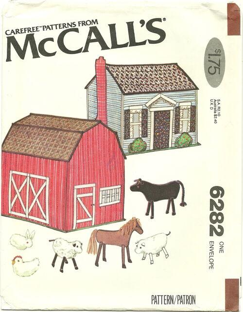 McCalls 6282