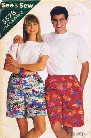 See & Sew 1987 5578