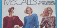 McCall's 0010 A