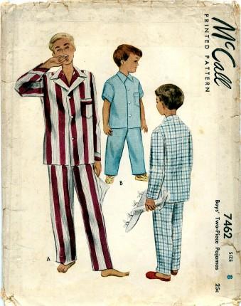McCalls 1948 7462
