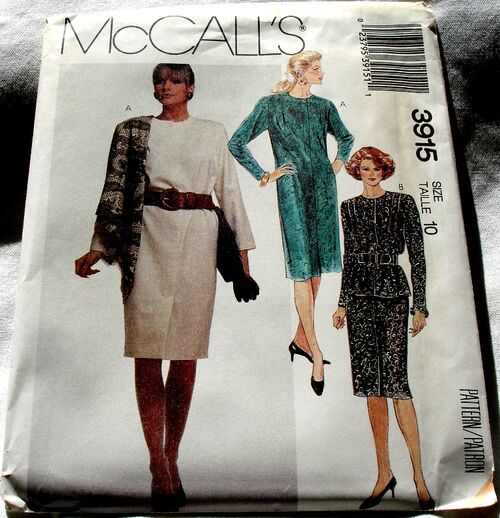 McCalls 3915 -001