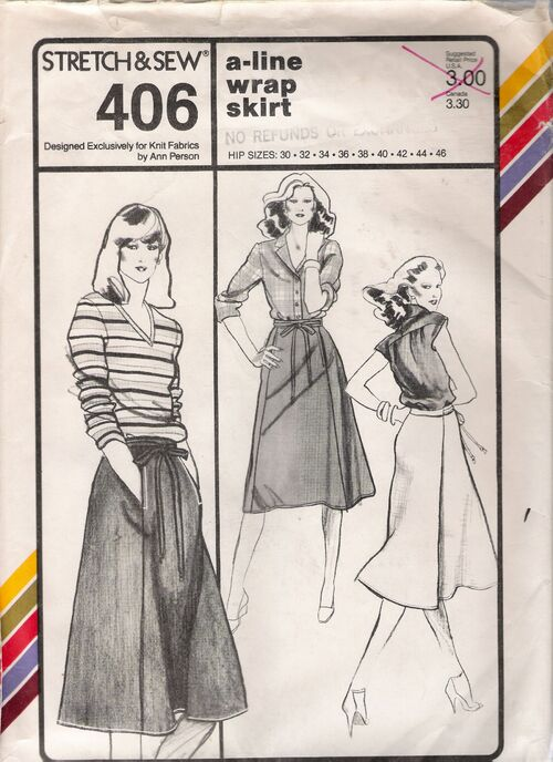 Stretch & Sew 406 image