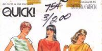 Butterick 5904 A