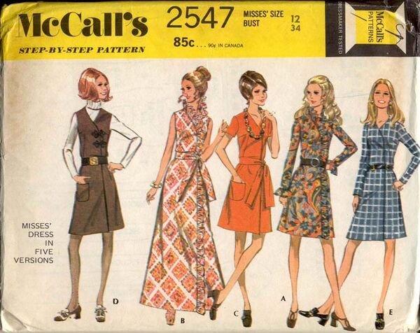 McCalls2547