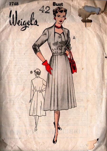 Weigel's 1748