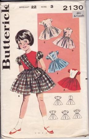 Butterick 2130