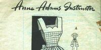 Anne Adams 4673 A