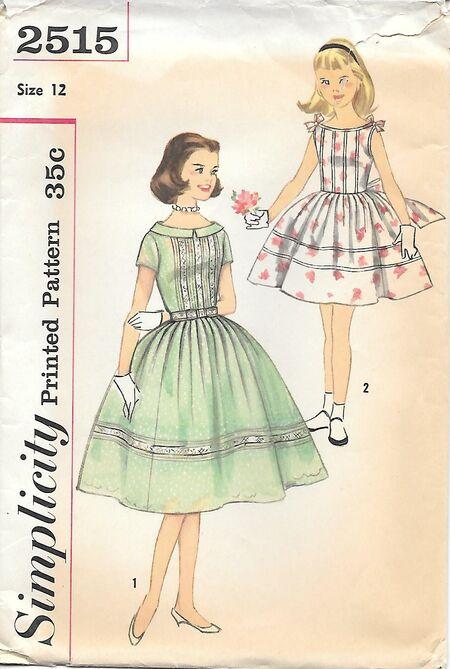 S2515Girls12,1958