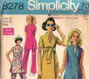 Simplicity 8278