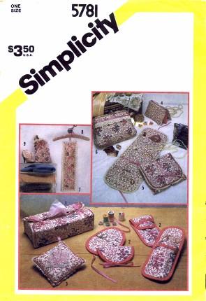 Simplicity 1982 5781