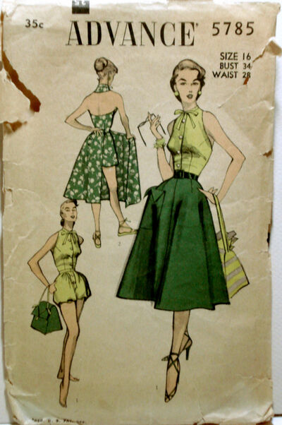 June 24 patterns vintage 007-1