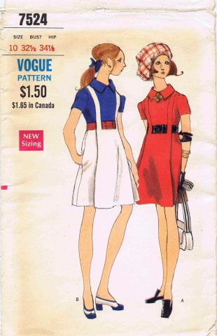 Vogue 7524 B