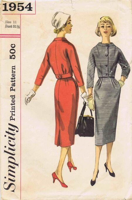 Simplicity 1957 1954