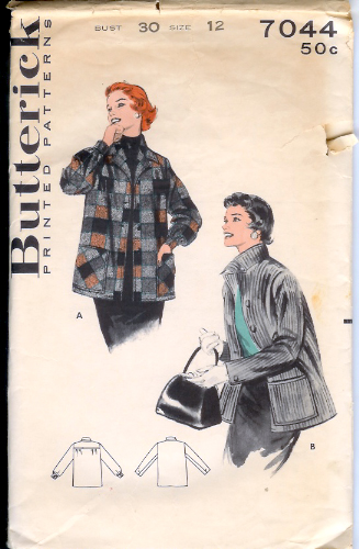 7044B 1950s Jacket