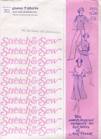 Stretch & Sew 311 image