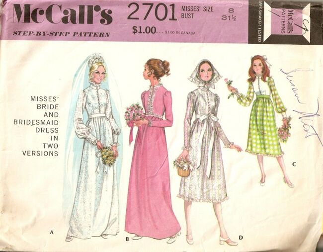 McCall's 2701