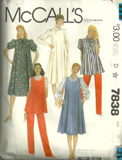 McCalls 7838 2