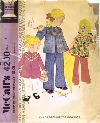 McCalls 1974 4200