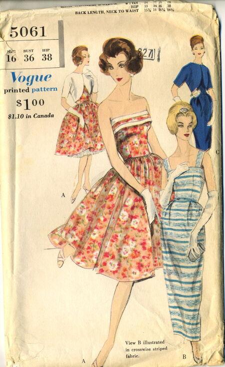Vogue 5061001