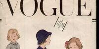Vogue 2758 A