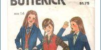 Butterick 3312 B