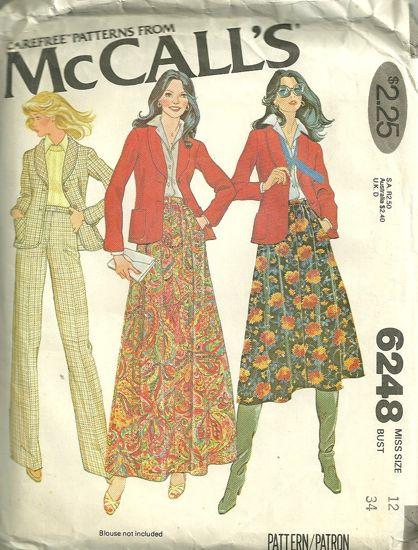 McCalls 6248