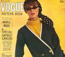 Vogue Pattern Book June/July 1964