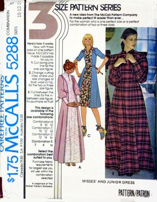 McCall's 1976 5288 1200