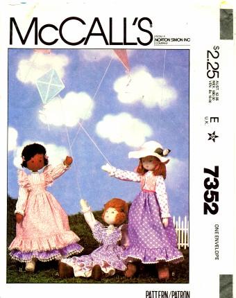 McCalls 1980 7352